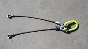 Wire Rope Slings - Safety Sling